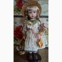 Продам коллекционную куклу фирмы rf collection