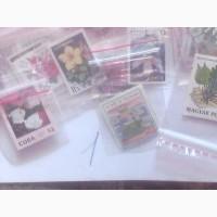 Продам коллекцию марок Флора
