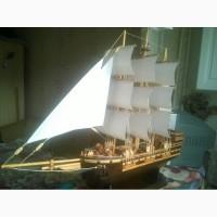 Продам Корабль ручной работы из дерево