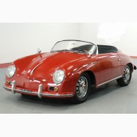 1957 Porshe Speedser356