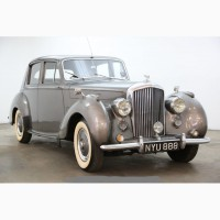 1953 Bentley R-Type RHD