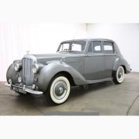 1953 Bentley R-Type RHD