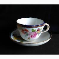 Продается Чайная пара Meissen Европа 1950 - 1970 гг