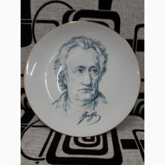 Настенная тарелка Мейсон 1971 год