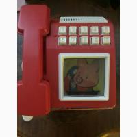 Игрушка Видеотелефон СССР
