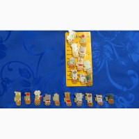 Значки История Олимпийских игр Kodak с 1960-1996