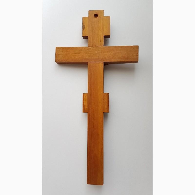Фото 6. Старинный малый напрестольный крест. Русский Север, кон. XVIII – нач. XIX вв