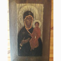 Продам картину Богородица Умиление художник Александр Тихомиров 1997г
