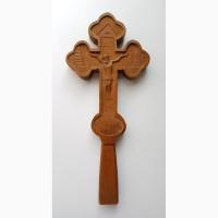 Старинный аналойный (требный) крест. Русский Север, кон. XVIII – нач. XIX вв