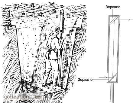 Фото 6. Трубка Разведчика ТР8 с модулем осушки СССР