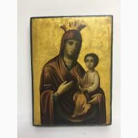 Икона Пресвятой Богородицы Тихвинская