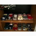 Коллекция автомоделей