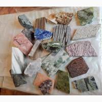 Продам геологическую коллекцию