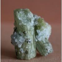 Сросток кристаллов берилла и топаза - 2