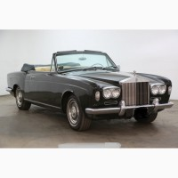 1967 Rolls-Royce Silcer Shadow Drophead Coupe
