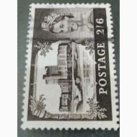 Марки почтовые, иностранные